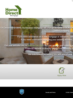 Home Direct Mortgage